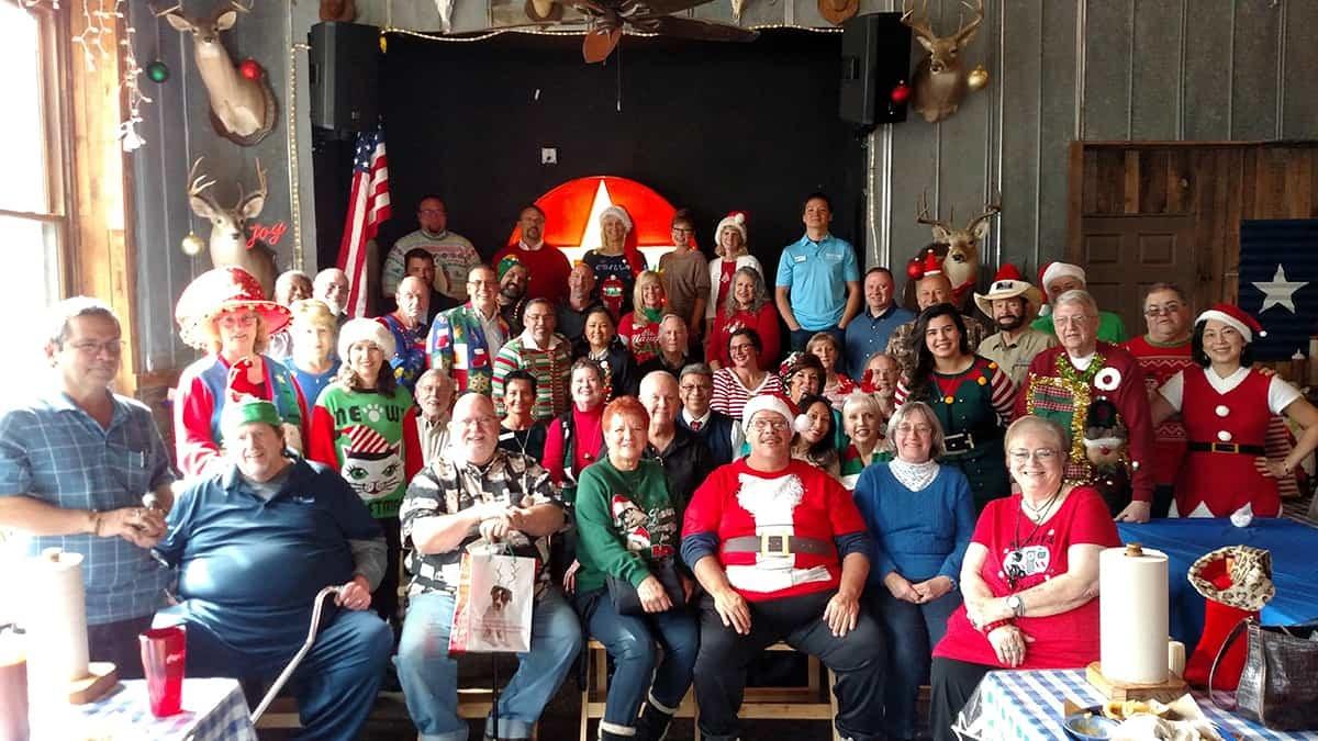 FNL Christmas Gift Exchange